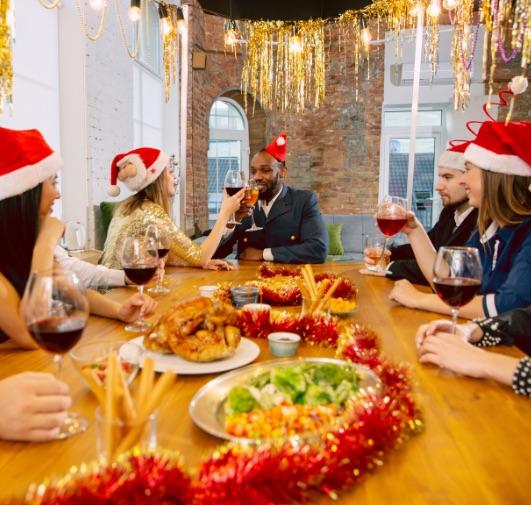 Arbre Noël à Nantes à la Compagnie du café théâtre
