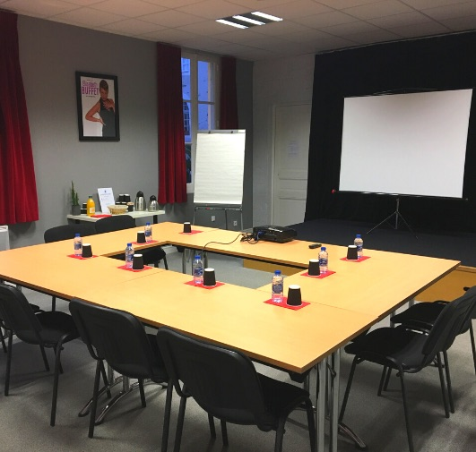 salle de travail à Nantes pour vos réunions et ou formations
